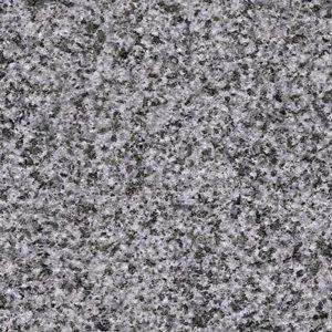 Silver Black <br />Bush Hammered